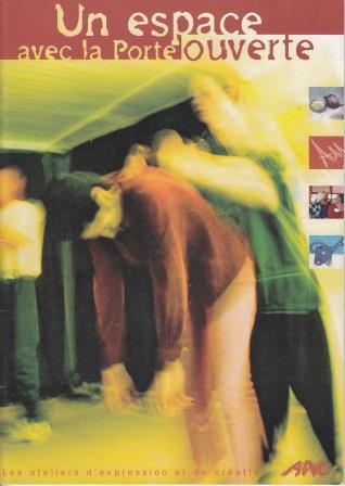 2001 Revue Ateliers de l'AAT Couverture