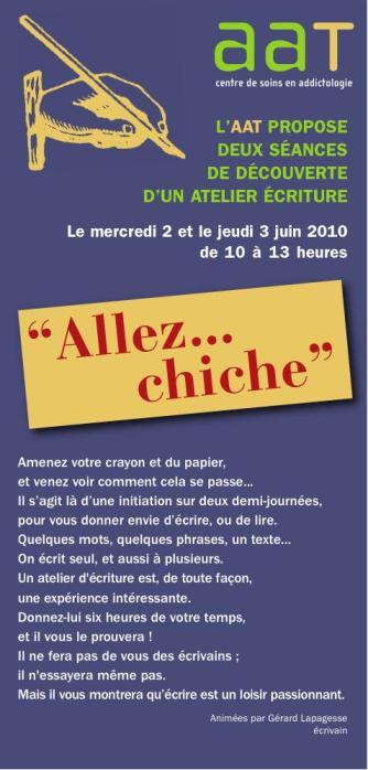 2010 06 seances decouverte atelier ecriture