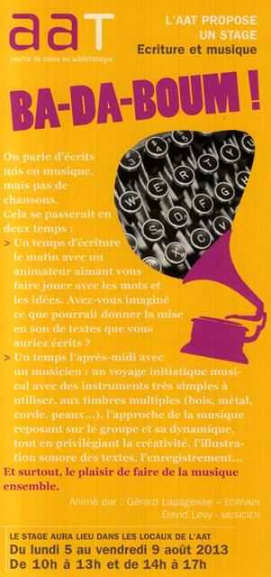 2013 08 stage ecriture musique flyer web