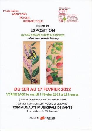 2012 02 Exposition Arts Plastiques